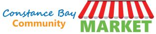 C-Bay Community Market - Logo - Long